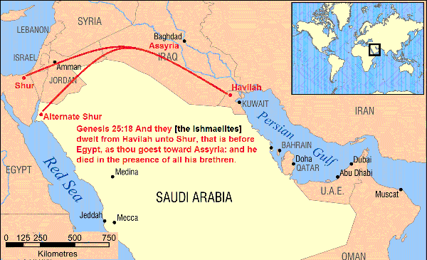 GEOGRAPHY OF MECCA ISLAM